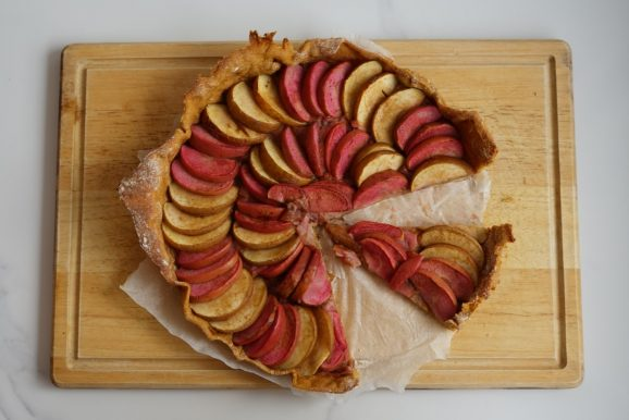 Tarte aux pommes Red Sun & Canada