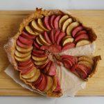 Tarte aux pommes Red Sun & Canada